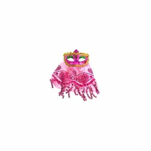 1001 nachten oogmasker roze