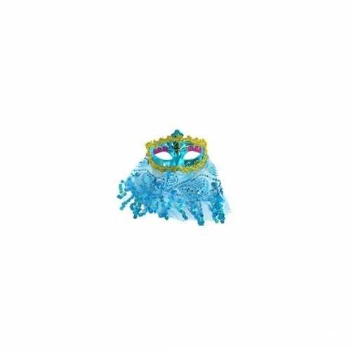 1001 nachten oogmasker turquoise