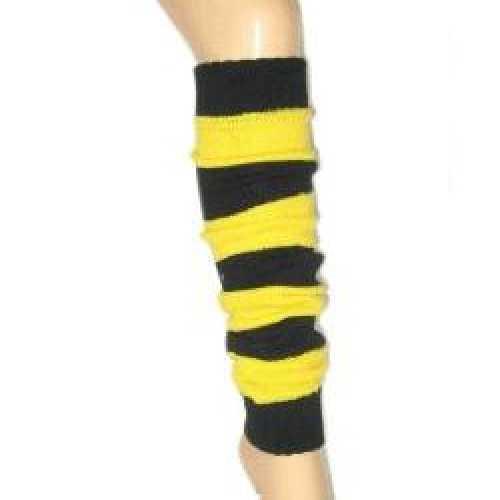 Beenwarmers bijen verkleedkleding