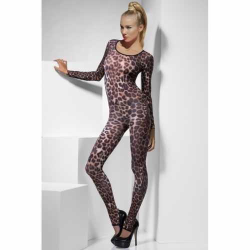 Bodysuit cheeta print