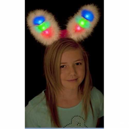 Bunny oren lichtgevend