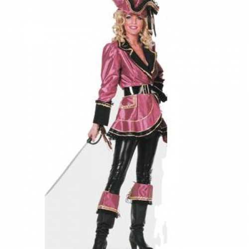 Carnaval piraten jurk dames