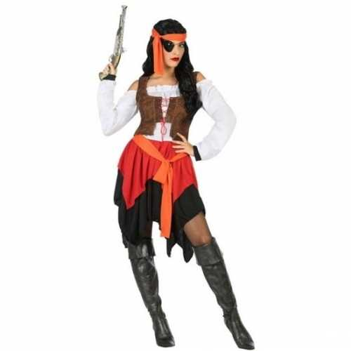 Carnaval piraten verkleedkleding mary heren