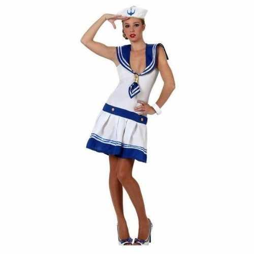 Carnavalskleding matroos dames