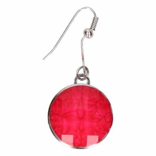 Chunkoorbellen roze steen volwassenen