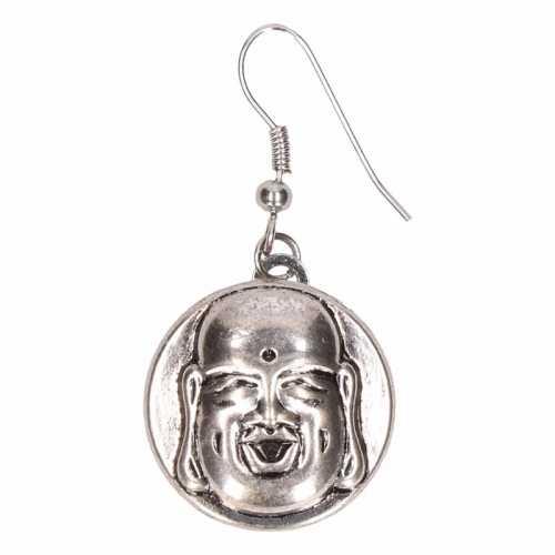 Chunkoorbellen zilveren boeddha volwassenen