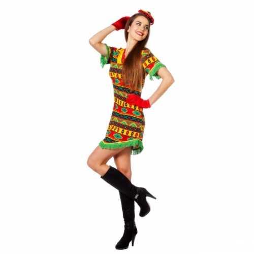 Dames jurkje Mexico