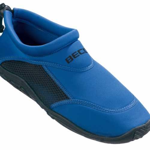 Dames surf waterschoenen blauw