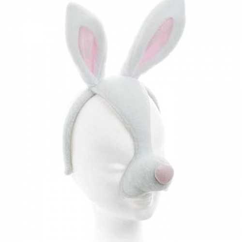 Diadeem in de vorm van een konijn