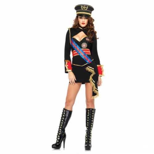 Dictator verkleedkleding dames