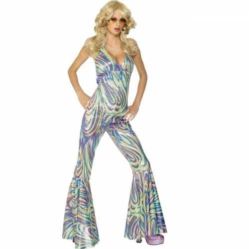 Disco verkleed kleding dames