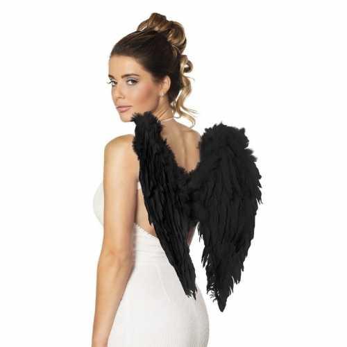 Engelen vleugels zwart 50