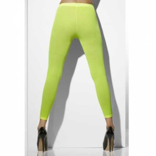 Fel groene leggings dames