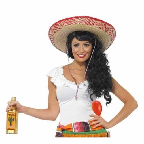Fiesta accessoire pakket dames