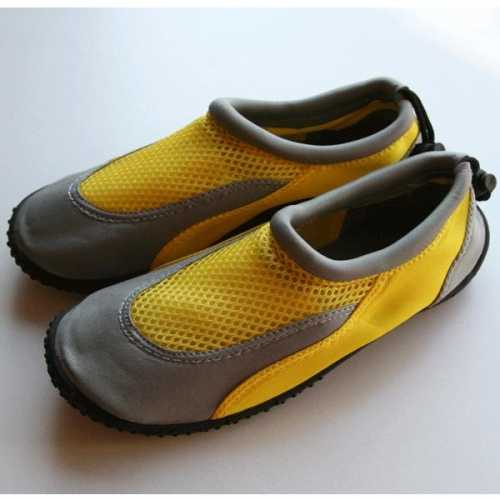 Gele waterschoenen dames maten