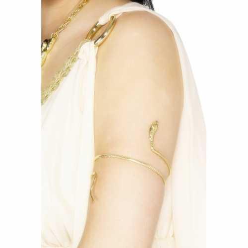 Gouden armband slang volwassenen