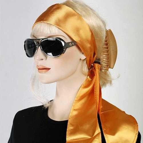 Gouden taille riem dames