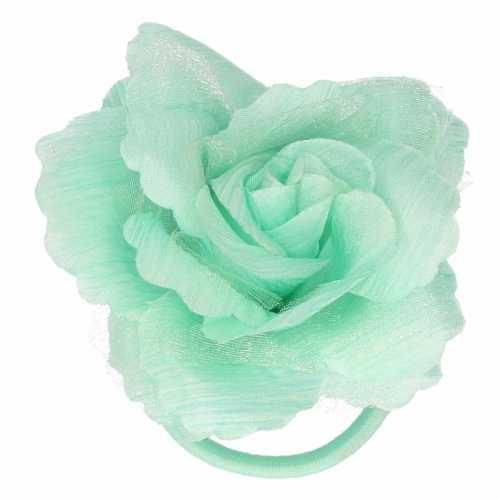 Haarbloem klem groen