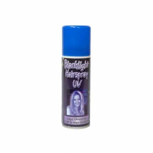 Haarspray uv blacklight