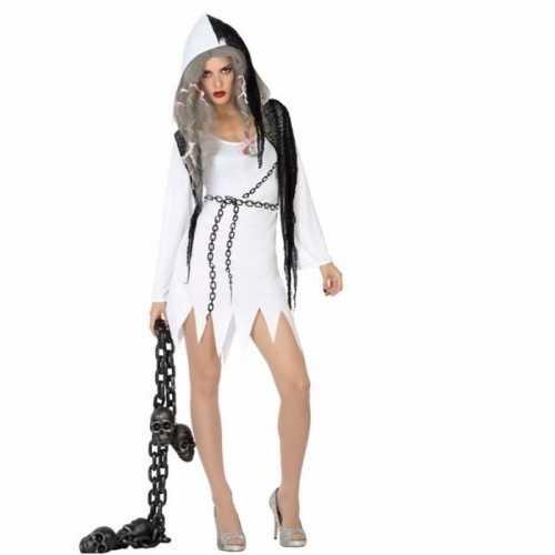 Halloween geest jurkje dames