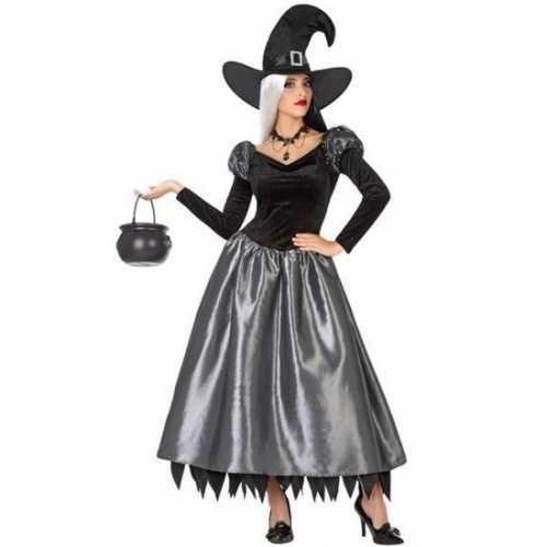 Halloween heksen verkleedkleding dames