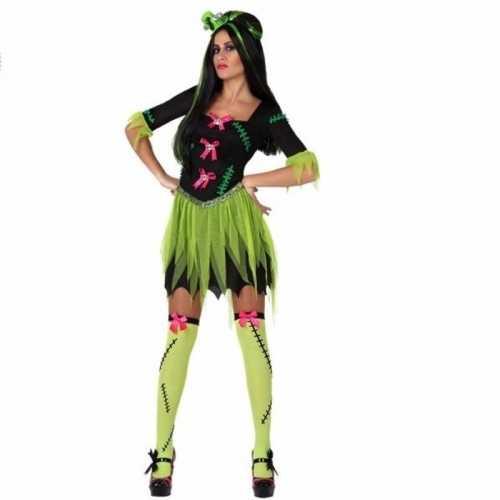 Halloween monsters verkleedkleding dames
