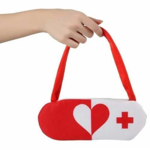 Handtasje verpleegster