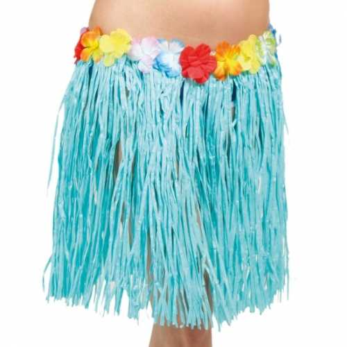 Hawaii rok blauw dames 45