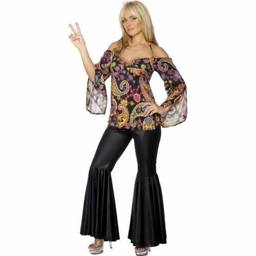 Hippie dames verkleedkleding