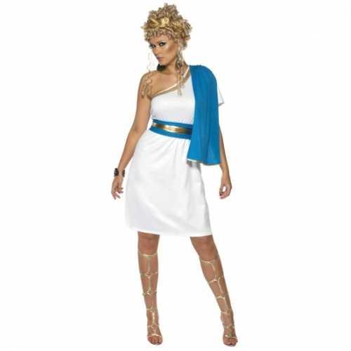 Kort romeinse dames jurkje