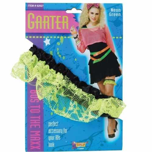 Kouseband dames neon groen