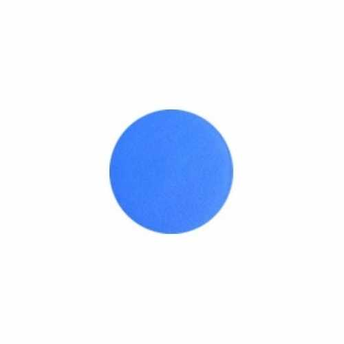 Licht blauwe aqua schmink