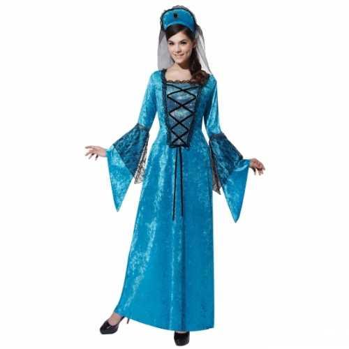 Middeleeuwse verkleedkleding dames