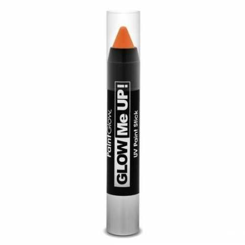 Oranje make up stift glow in the dark