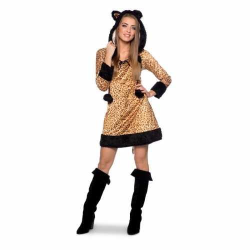 Panter dieren verkleedkleding dames