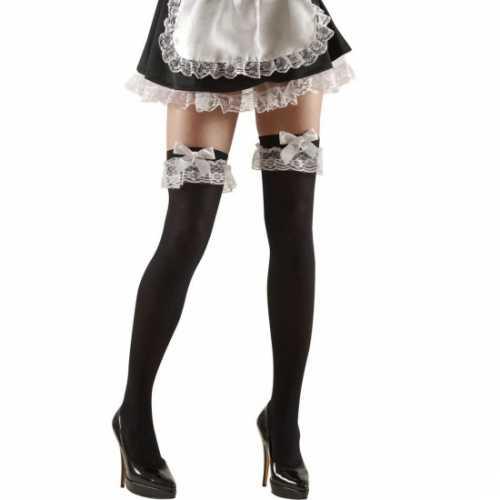 Pantykousen dienstmeisje