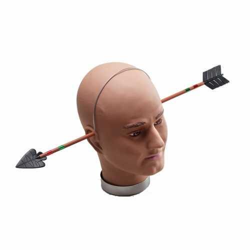 Pijltje door het hoofd haarband