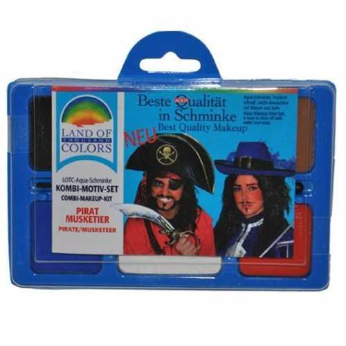 Schminksetje piraat