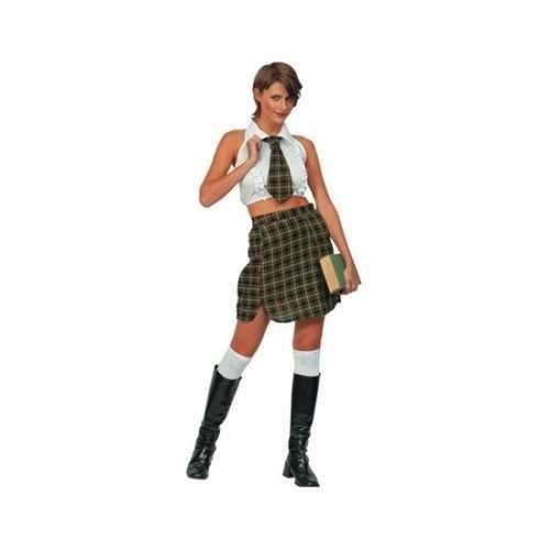 Schoolmeiden verkleedkleding dames