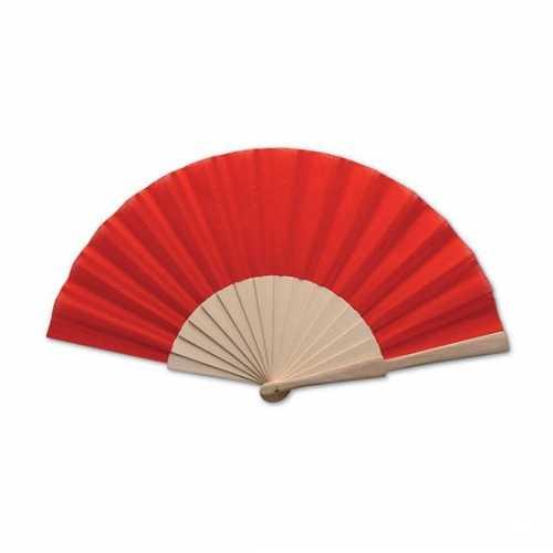 Spaanse waaier rood