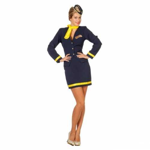 Stewardess damesuniform