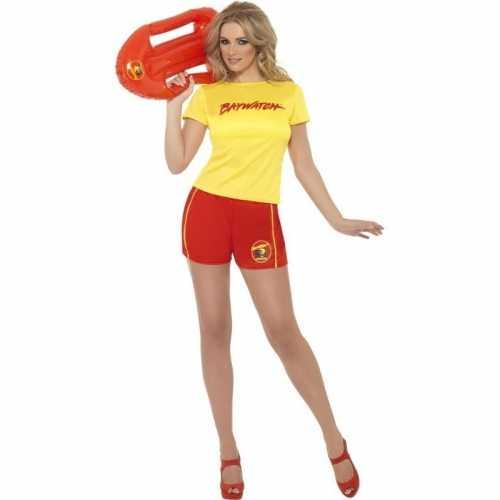 Strandwacht verkleedkleding dames