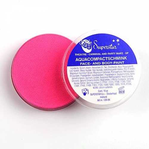 Superstar aqua schmink roze