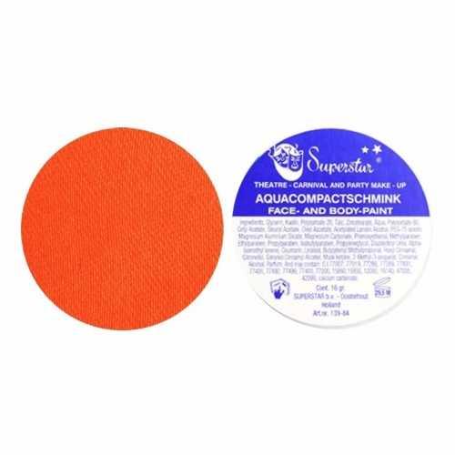 Superstar water schmink oranje