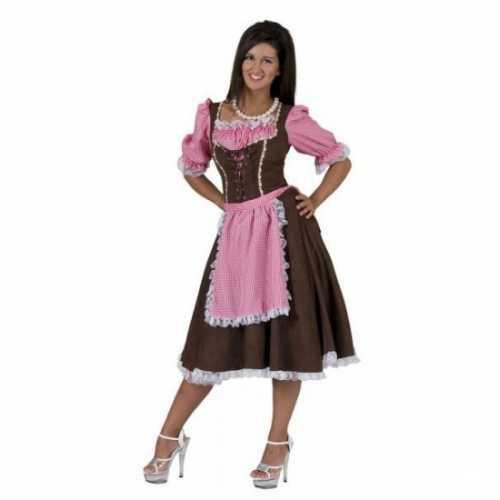 Tiroler verkleedkleding dames