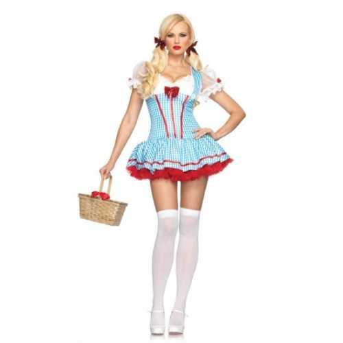 Tovenaar van Oz dames verkleedkleding