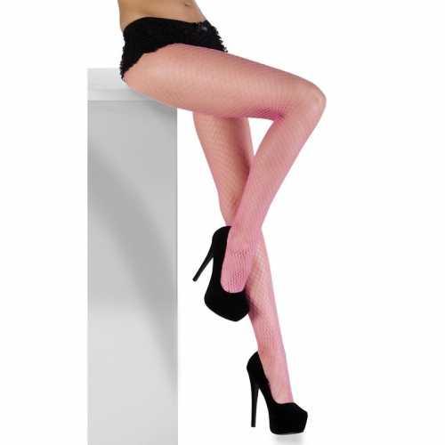 Visnetpanty roze dames