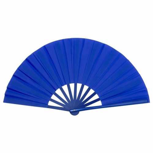 Voordelige waaier blauw 27