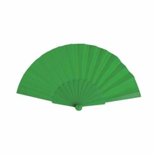 Voordelige waaier groen 23