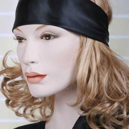 Zwarte hals sjaal dames